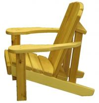 Click to enlarge image Adirondack Junior Chair - Kids enjoy this chair year round!