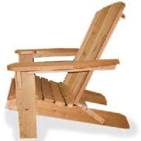 Click to enlarge image Folding Adirondack Chair -