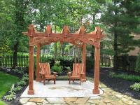 Click to enlarge image Pergolas (call for price) -